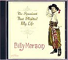 Billy Merson CD