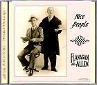 Flanagan and Allen - Nice People CD