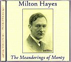 Milton Hayes - The Meanderings of Monty