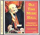 Old Time Music Hall CD