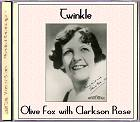 Olive Fox with Clarkson Rose - Twinkle - VAR85