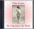 Violet Loraine Windyridge CD