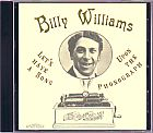 Billy Williams - Album - Song on the Phonograph